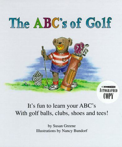 Susan Greene Abc's Of Golf The