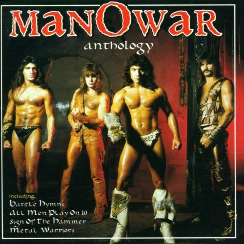 Manowar Anthology Import Gbr