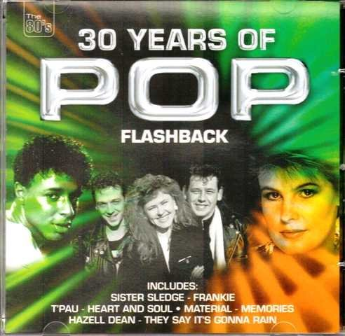 Various Artists 30 Years Of Pop Flashback