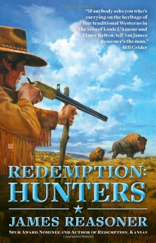 James Reasoner Redemption Hunters