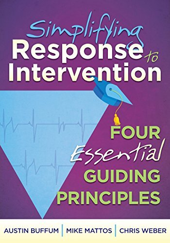 Austin Buffum Simplifying Response To Intervention Four Essential Guiding Principles