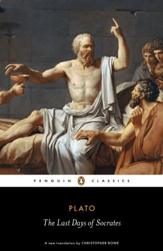 Plato The Last Days Of Socrates Euthyphro Apology Crito Phaedo
