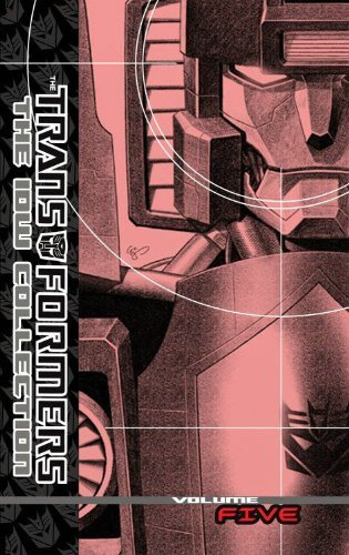 Shane Mccarthy Transformers The Idw Collection Volume 5