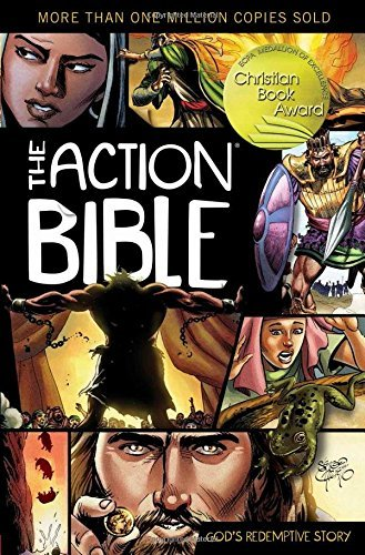 Sergio Cariello The Action Bible God's Redemptive Story