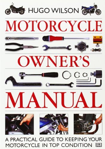 Hugo Wilson Motorcycle Owner's Manual