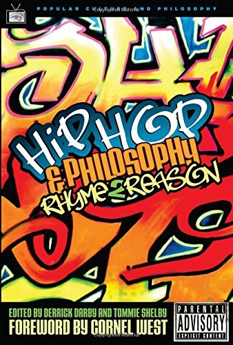 Derrick Darby Hip Hop And Philosophy Rhyme 2 Reason