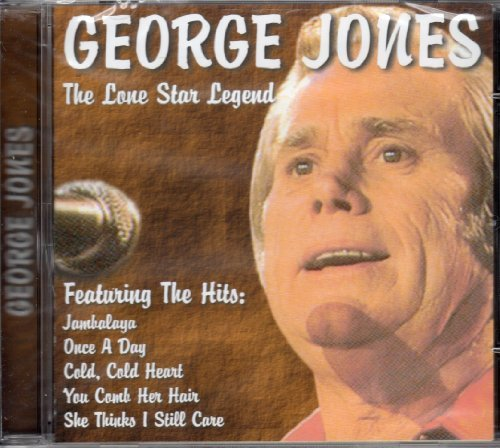 George Jones The Lone Star Legend