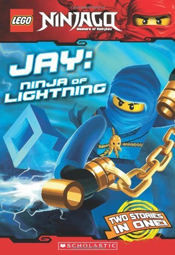 Greg Farshtey Jay Ninja Of Lightning (lego Ninjago Chapter Book)