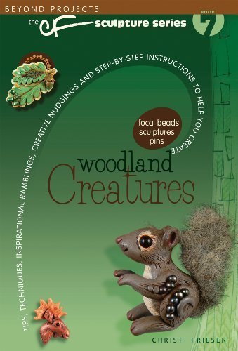 Christi Friesen Woodland Creatures Tips Techniques Inspirational Ramblings Creati