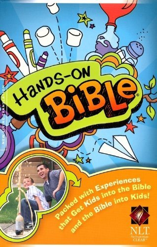 Tyndale Hands On Bible Nlt