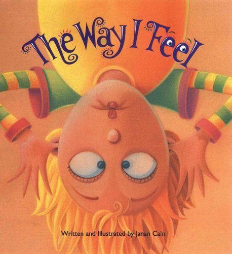 Janan Cain The Way I Feel Board Book