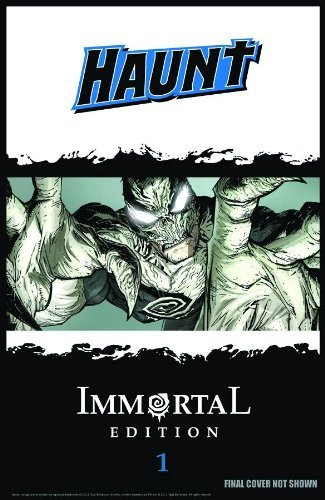 Robert Kirkman Haunt The Immortal Edition Book 1