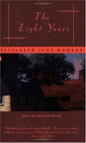 Elizabeth Jane Howard The Light Years Original