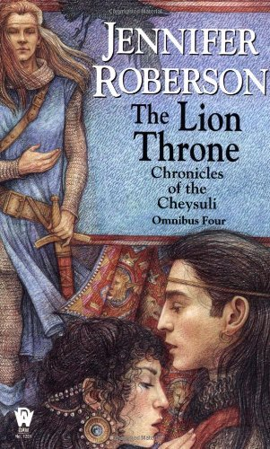 Jennifer Roberson Lion Throne The