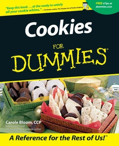 Carole Bloom Cookies For Dummies