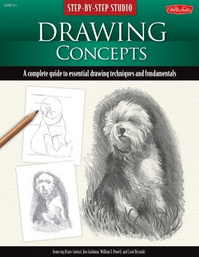 Diane Cardaci Drawing Concepts A Complete Guide To Essential Drawing Techniques