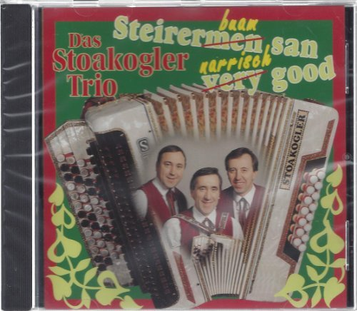 Stoakogler Trio Steirermen San Very Good