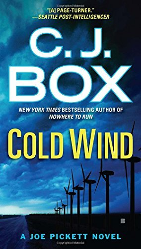 C. J. Box Cold Wind