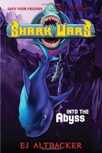 Ernie Altbacker Shark Wars #3 Into The Abyss