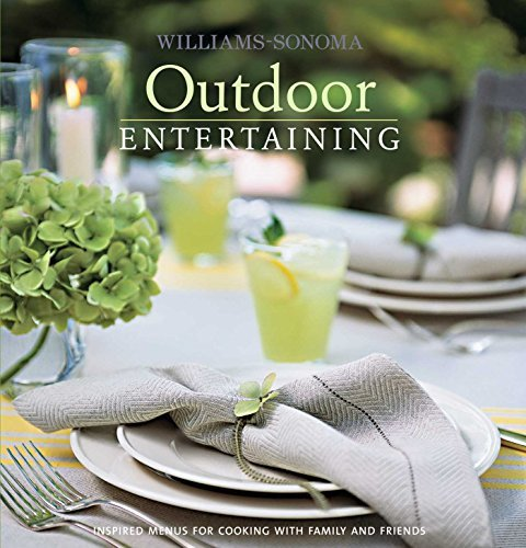 George Dolese Williams Sonoma Entertaining Outdoor