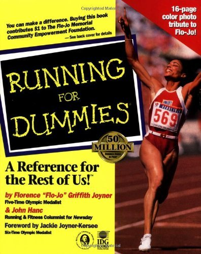 Florence Griffith Joyner Running For Dummies