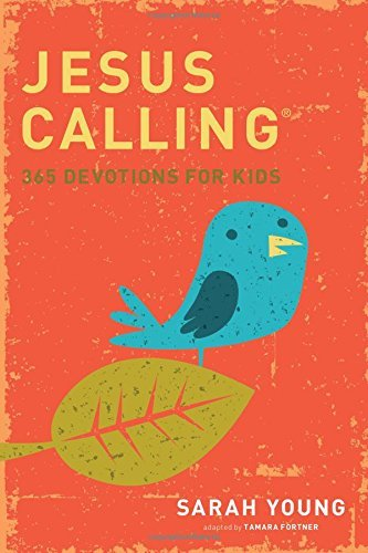 Sarah Young Jesus Calling 365 Devotions For Kids