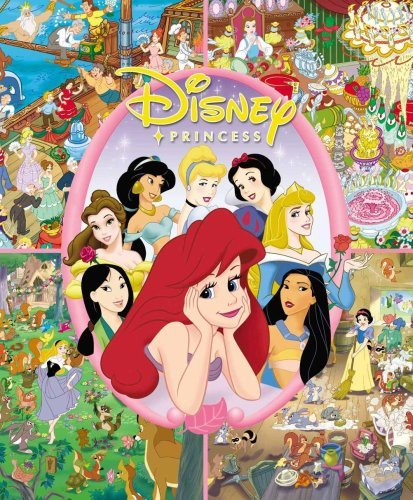 Publications International Disney Princesses