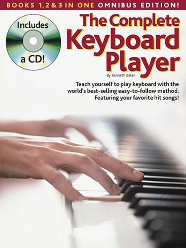 Kenneth Baker The Complete Keyboard Player [with Cd] Omnibus