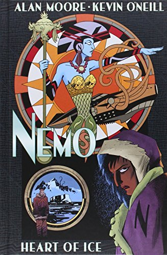 Alan Moore Nemo Heart Of Ice