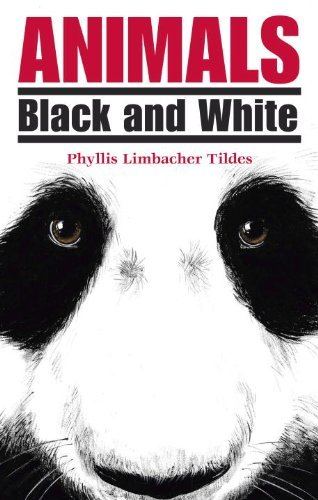 Phyllis Limbacher Tildes Animals Black And White