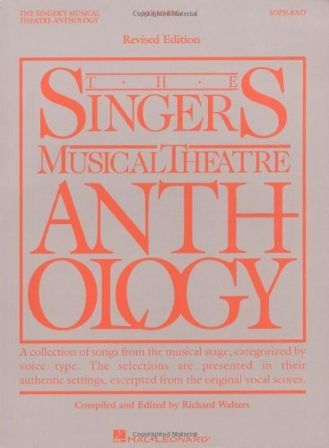 Hal Leonard Corp The Singer's Musical Theatre Anthology Volume 1 Soprano Book Only