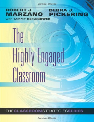 Robert J. Marzano The Highly Engaged Classroom