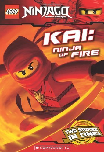 Greg Farshtey Kai Ninja Of Fire