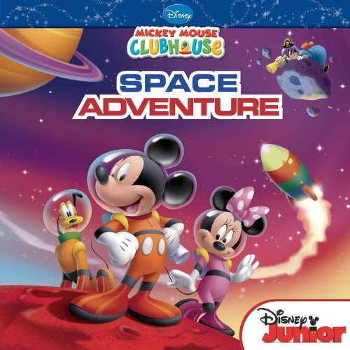 Susan Amerikaner Mickey Mouse Clubhouse Space Aventure