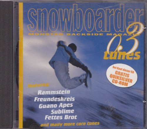 Snowboarder Tunes Vol. 3 Air & Style Company
