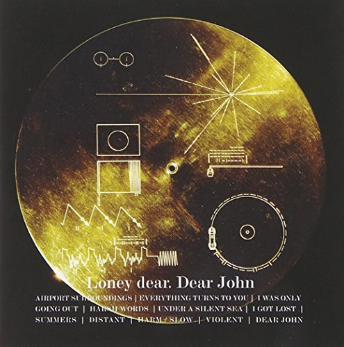 Loney Dear Dear John Import Eu
