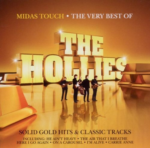 Hollies Midas Touch The Very Best Of T Import Eu 2 CD