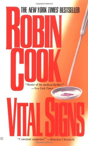 Robin Cook Vital Signs