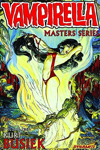 Kurt Busiek Vampirella Masters Series Volume 5 Kurt Busiek