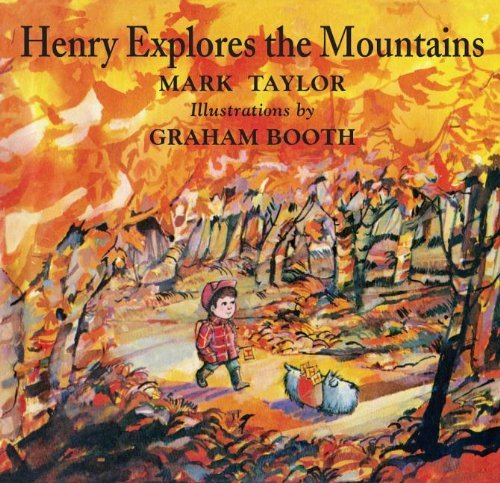 Mark Taylor Henry Explores The Mountains