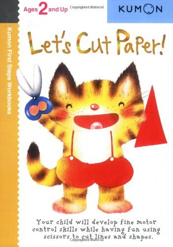 Kumon Publishing Let's Cut Paper!