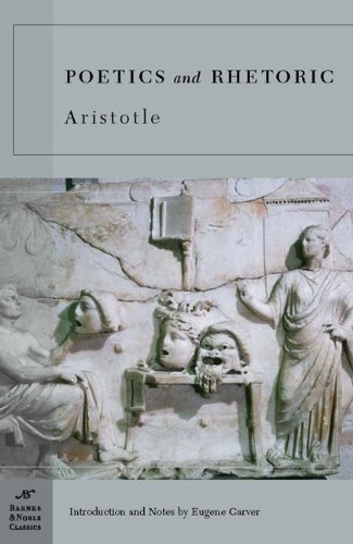 Aristotle Poetics And Rhetoric