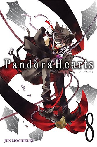 Jun Mochizuki Pandorahearts Vol. 8