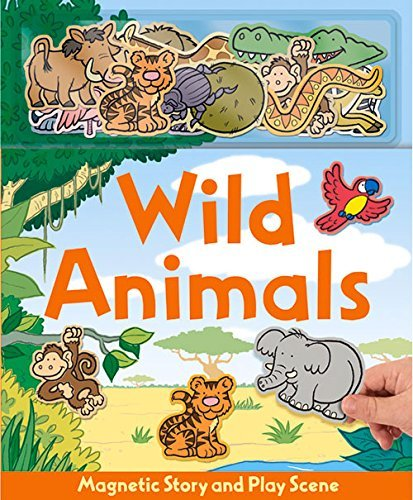 Top That! Wild Animals [with Animals Magnets]