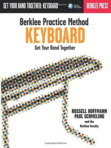 Russell Hoffmann Berklee Practice Method Keyboard [with Cd]