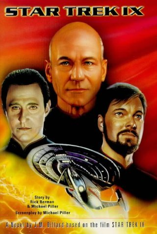 J. M. Dillard Star Trek Insurrection