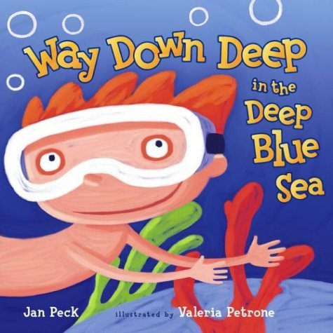 Jan Peck Way Down Deep In The Deep Blue Sea