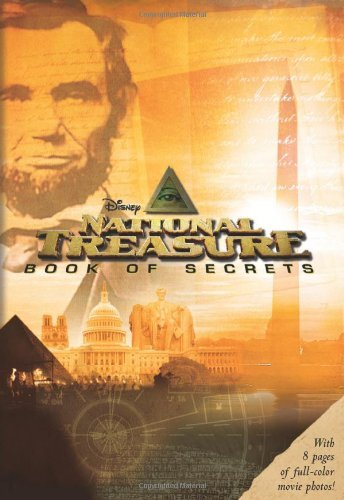 Ann Lloyd National Treasure Book Of Secrets