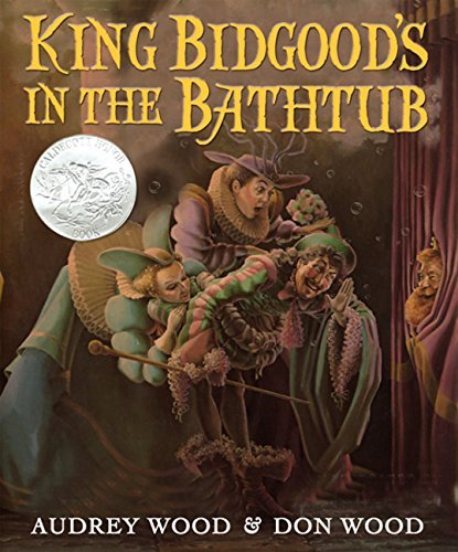 Audrey Wood King Bidgood's In The Bathtub