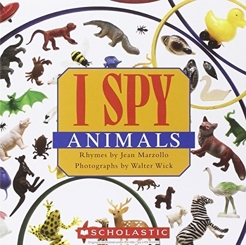 Jean Marzollo I Spy Animals